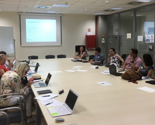 ATHIKA kick-off meeting in Barcelona