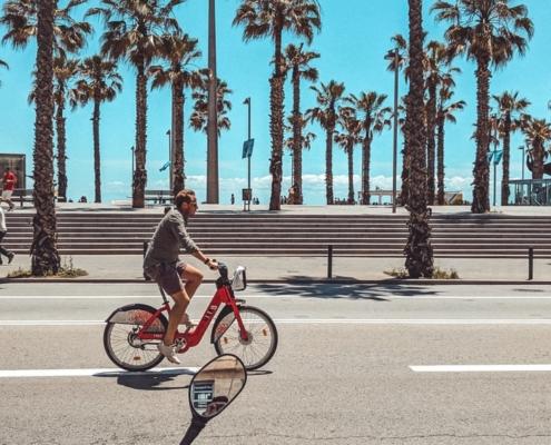 Sustainable mobility Barcelona