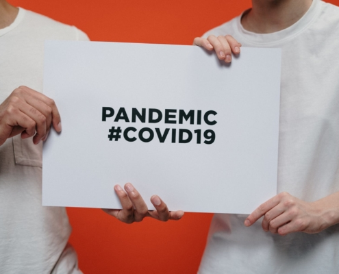 Pandemic changes the daily routines of humanity