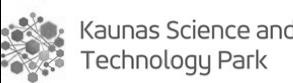 Kaunas science and technology park logo