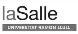 La Salle University Ramon Llull logo