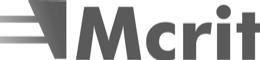 Mcrit logo